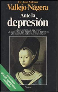 """""""Ante la depresión"""" de Juan Antonio Vallejo-Nágera"""