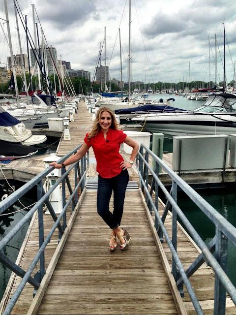 Belmont Harbor: Cousin Jane l LadyD Books