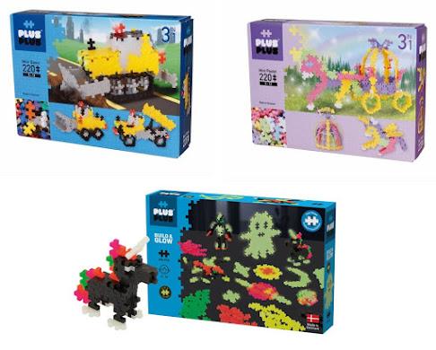 selection de jouets