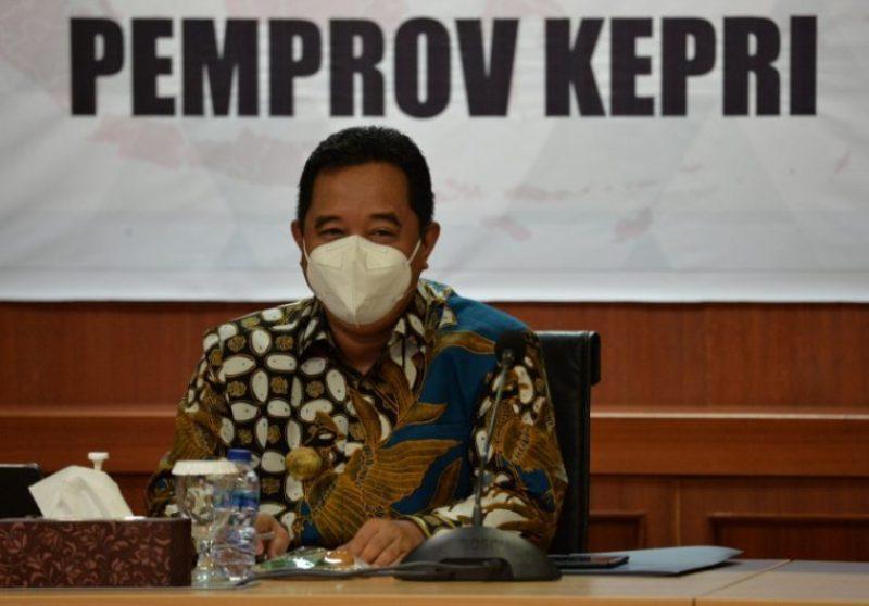 Pjs. Gubernur Kepri Bahtiar: 10 November Momentum untuk Jadi Pahlawan Melawan Covid-19