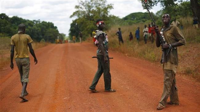 Death toll from fresh clashes hits 100 in Central African Republic
