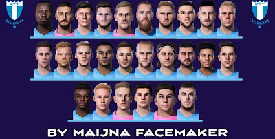 PES 2021 Mod Malmö FF by Maijna