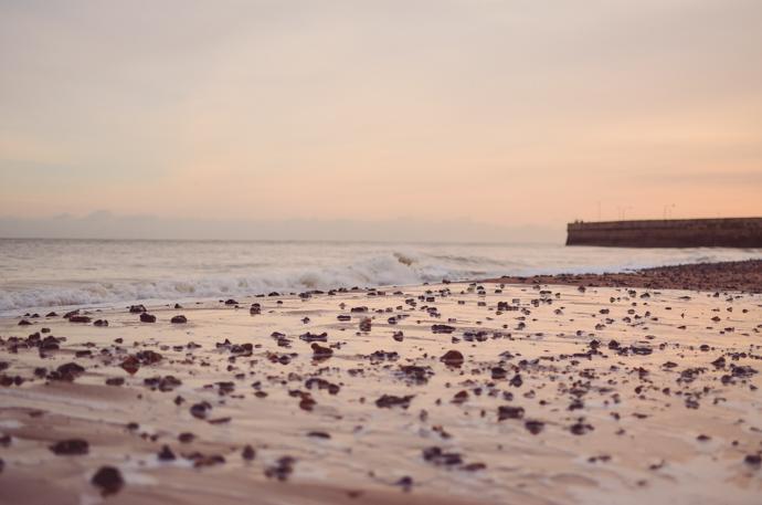 staying home, thanet, Ramsgate beach