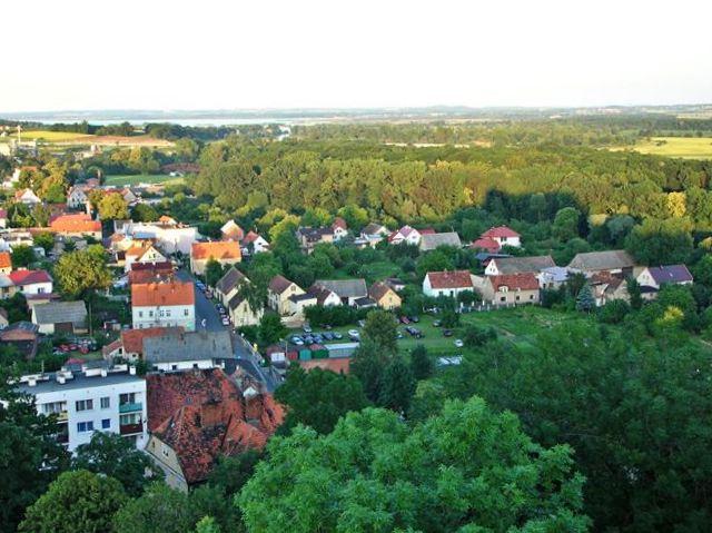 miasto, Otmuchów, drogi, ulice