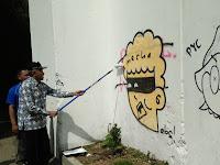 Kurang Sosialiasi,  Cagar Budaya Di Sleman Jadi Sasaran  Vandalisme