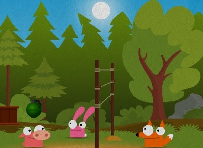 Play Madpet Volleybomb Online Game
