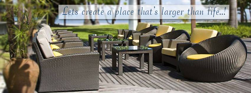 Exceptionnel Special Stuff And Designs Available In Outdoor Furniture At Vetra Furniture
