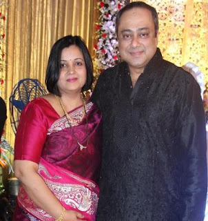 Sachin Khedekar Family Wife Parents children's Marriage Photos