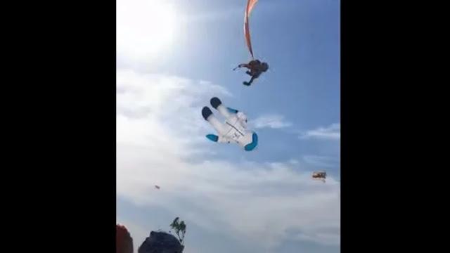 Festival Berujung Trauma, Balita Terbang Nyangkut di Benang Layangan