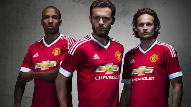 El United ya saca rédito a su acuerdo con adidas y Chevrolet