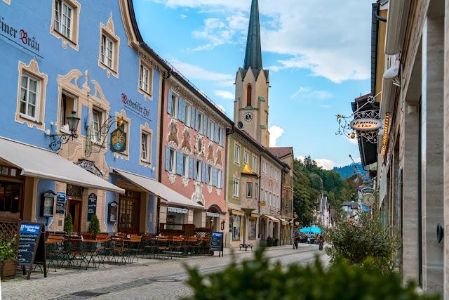 Entdeckungstouren Wasser Aulealm - Riessersee Runde + Die kleine Wank-Runde | Wandern Garmisch-Partenkirchen 08