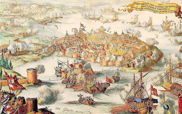 Ναύπλιο το 1687: Τα μπλόκα, οι άσκοπες μετακινήσεις και τα μετρά στην επιδημία πανούκλας