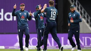 Chris Woakes 5-54 - England vs Pakistan 5th ODI 2019 Highlights
