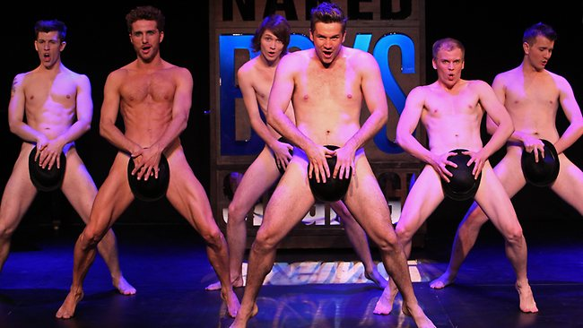 Watch Naked Boys Singing