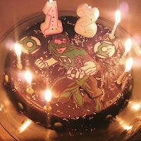 gateau anniversaire green lantern