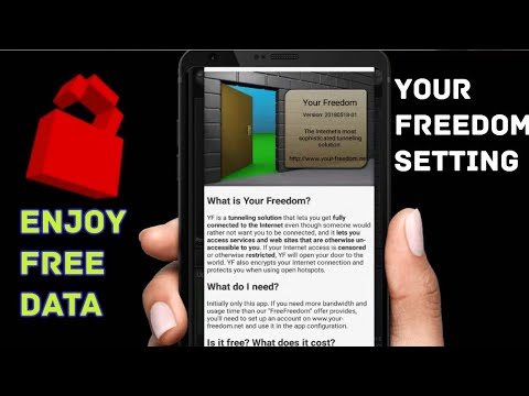 How To Setup Your Freedom VPN In order To Get Free Internet With