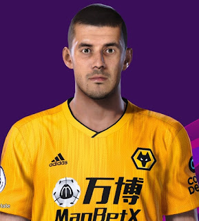 PES 2020 Faces Conor Coady by Davidjm08