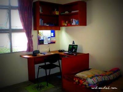 USM Dormitory Room
