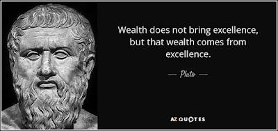 Plato Excellence Quote