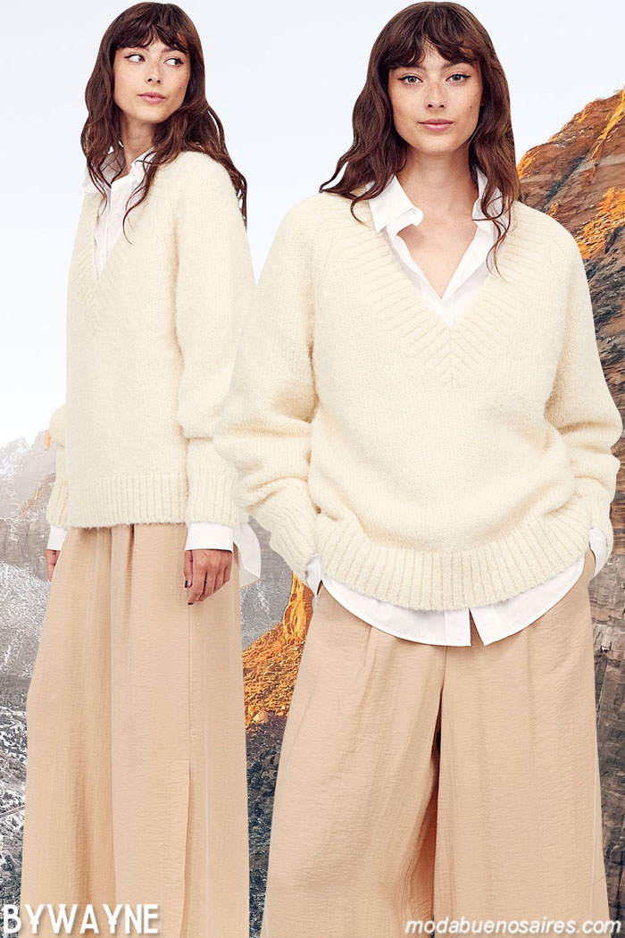 Moda casual otoño invierno 2021
