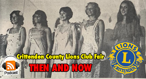 PODCAST County Fair Then & Now