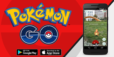 O famoso Pokémon GO
