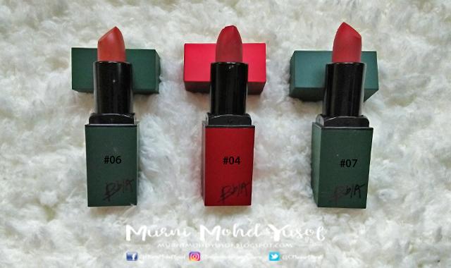 Lipstick BBIA Jadi Pilihan Hati