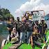 Peringati HPN ke 75, DPC AWI Kabupaten Rokan Hulu Riau Tour ke Provinsi Sumatera Utara mengunjungi Beberapa Tempat Wisata