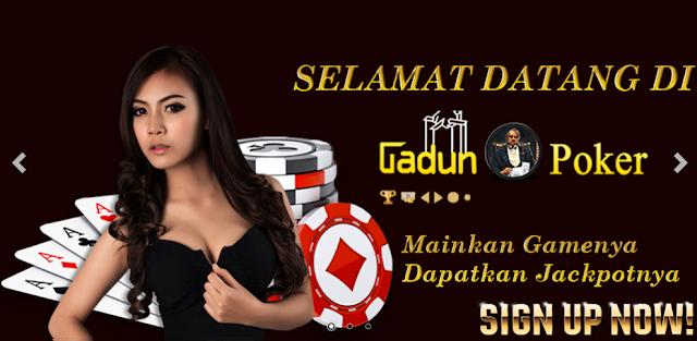 GadunPoker merupakan situs poker online terbaik