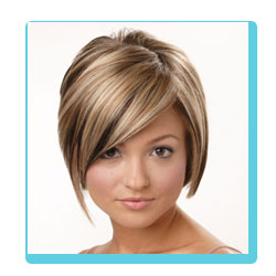 Short Haircuts:  Suitable Wedding Hairstyles for Brides