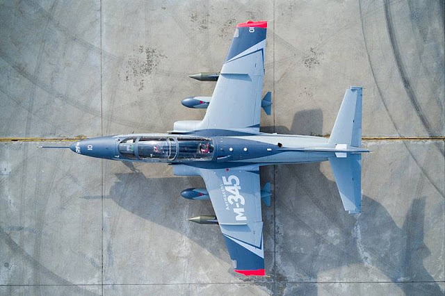 Leonardo M345 M346 trainer Slovakia