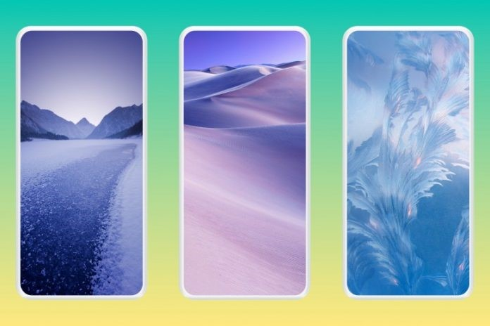 Download Xiaomi Mi Note 10 wallpapers