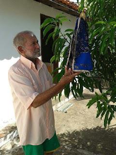 Morre em Caxias o professor Passinho, aos 65 anos, fundador da ASLEAMA