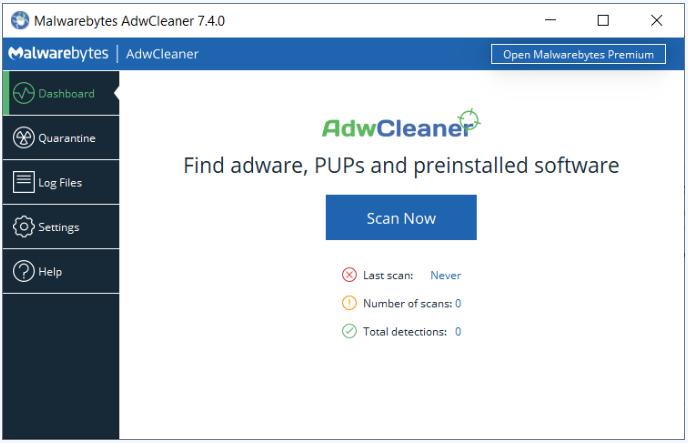 5 Aplikasi Pembasmi Adware terbaik untuk windows 10 terbaru 2020