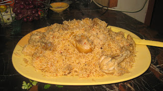 Chicken Pulao Recipe in English - lahorerecipes.blogspot.com