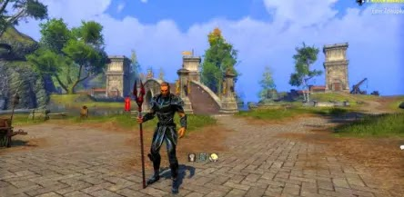 Ranged Magical: Lightning Staffs, Inferno Staffs, Ice Staffs