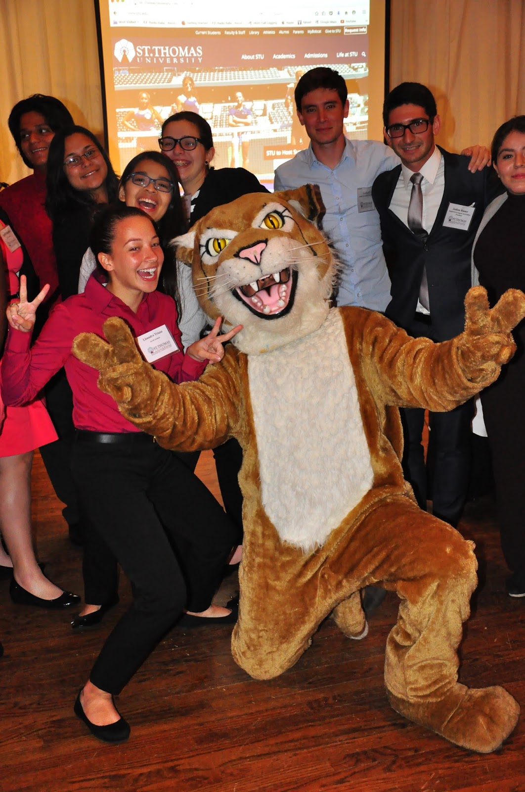 Preview Events: A Sneak Peek into Life on Campus – St. Thomas ...