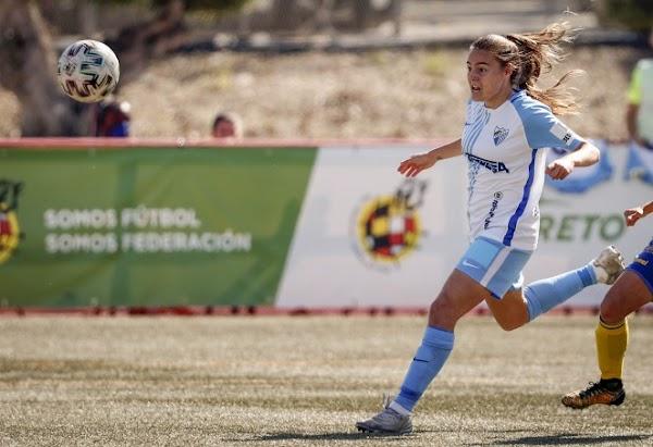 El Málaga Femenino cae en casa contra el Almassora (1-3)
