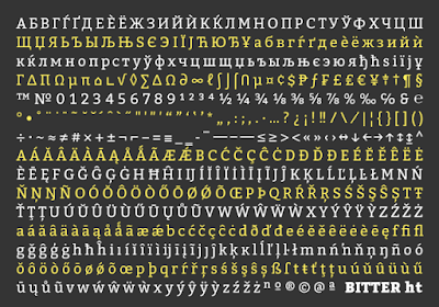 download font typography