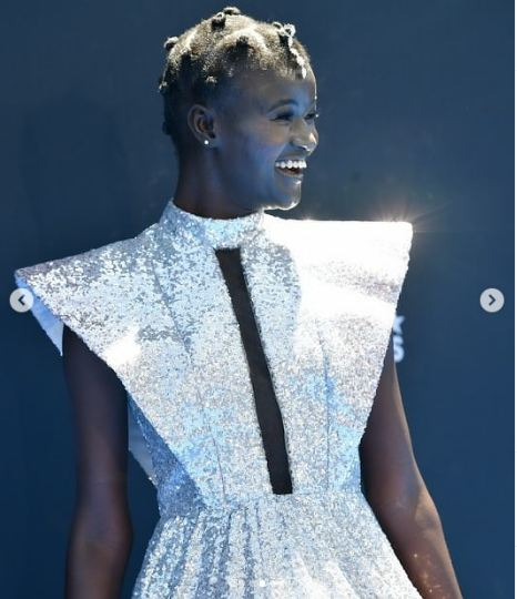 Meet Khoudia Diop: The Badass Model Who Was Bullied For Her Skin Color