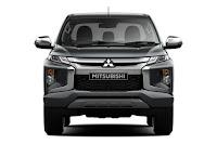 Mitsubishi L200 / Triton Double Cab (2019) Front