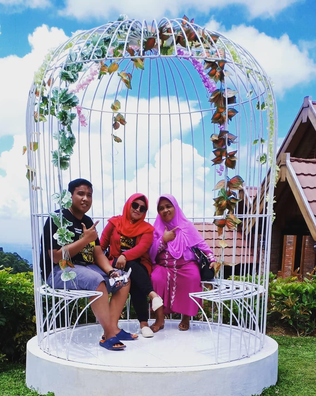 Spot Foto Mbah Djoe Resort
