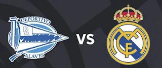 Resultado Alaves vs Real Madrid