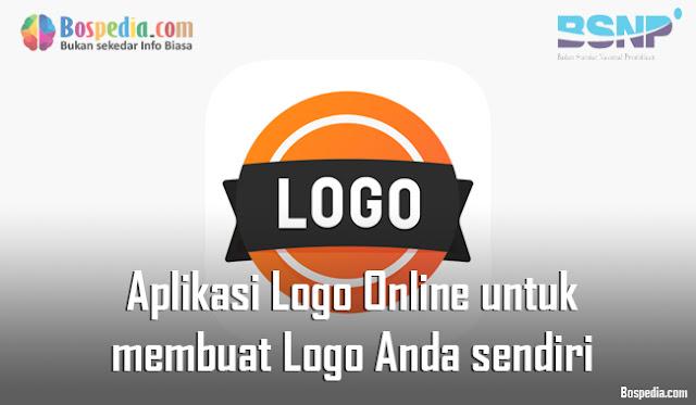 Aplikasi Logo Online untuk membuat Logo Anda sendiri