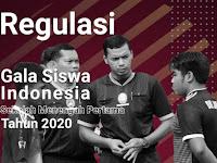 Download Regulasi Gala Siswa Indonesia (GSI) SMP Tahun 2020