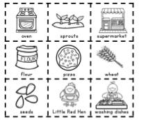 Ms. Moran's Kindergarten: The Little Red Hen (Makes a