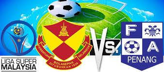 Live Streaming Keputusan Selangor vs Pulau Pinang 21.1.2017