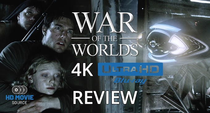 War of the Worlds 4K (2005) Ultra HD Blu-ray Review: The Basics