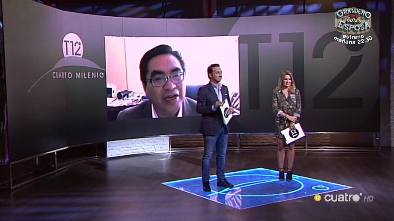 Expediente Oculto: PROGRAMA CUARTO MILENIO TRATA EL CASO DEL ...