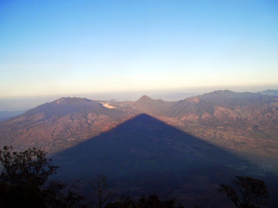 Segitiga Gunung Cikuray